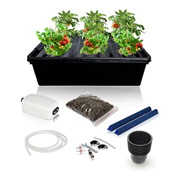 hydroponic grow box kit