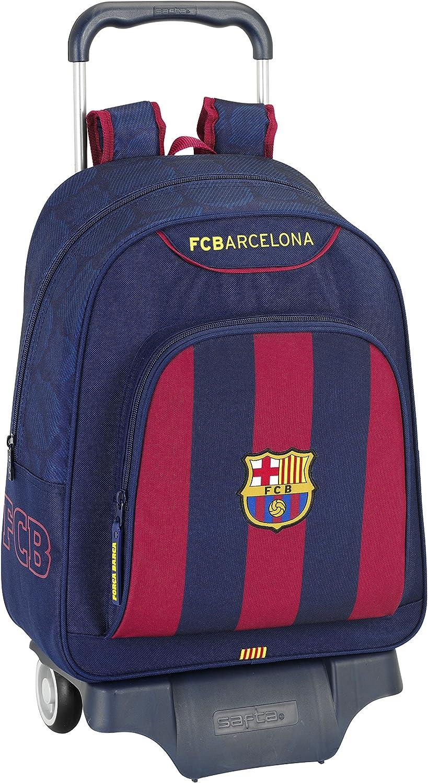 SAFTA Futbol Club Barcelona 611525313 Mochila Infantil: Amazon.es ...