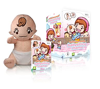 cooking mama world babysitting mama wii