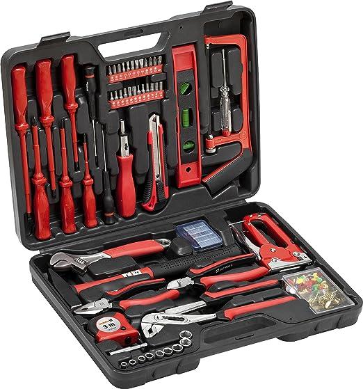 Meister 8973630 - Maletín con herramientas (60 piezas): Amazon.es: Bricolaje y herramientas