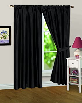 Black Curtains 46