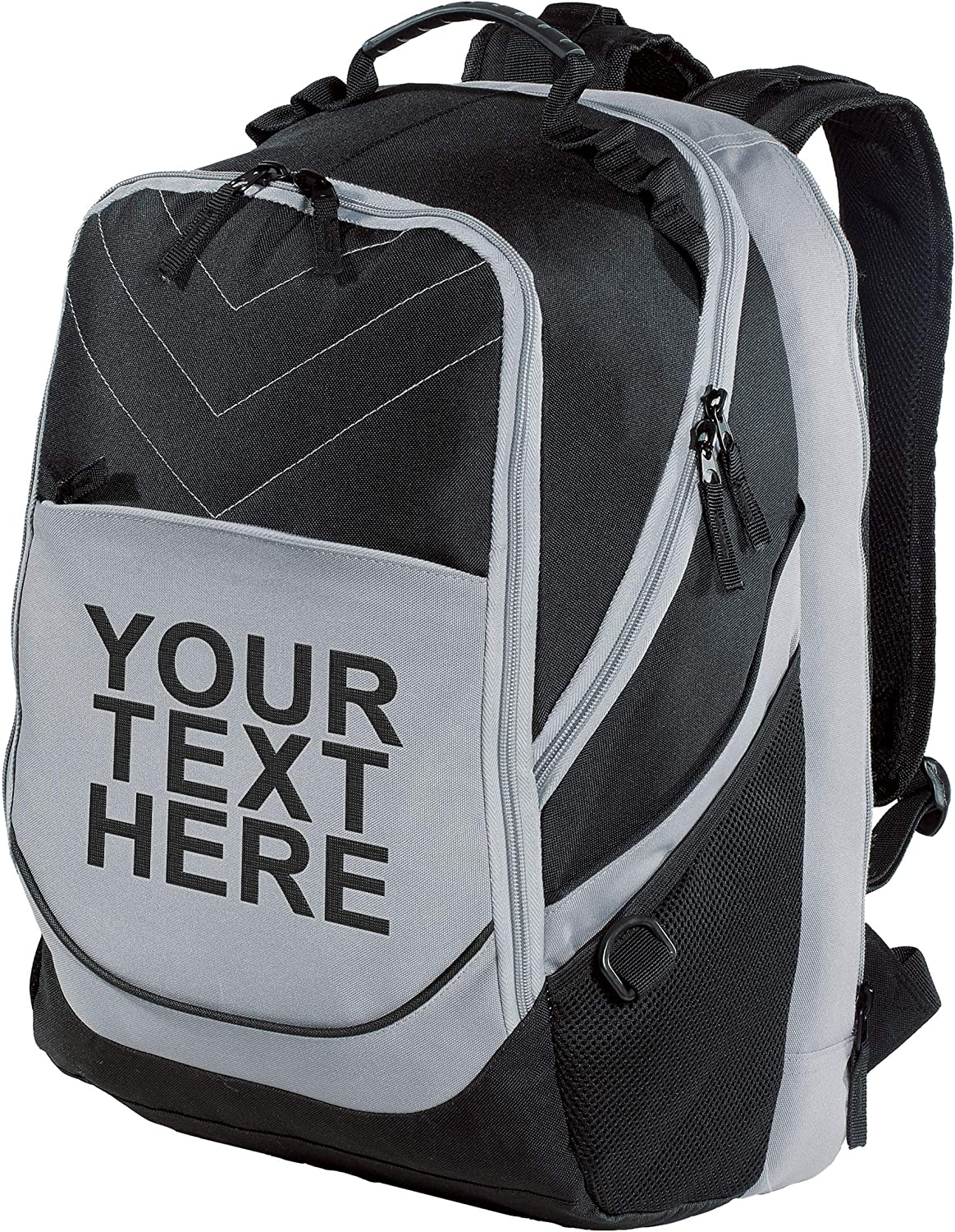"Personalized Custom Business Computer Backpack - Add Your Name (17"" Laptops)"