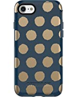 OtterBox 77-53935 SYMMETRY SERIES Case for iPhone 7 (ONLY) - Retail Packaging - FIREFLY (BLAZER BLUE/BLAZER BLUE/FIREFLY GRAPHIC)