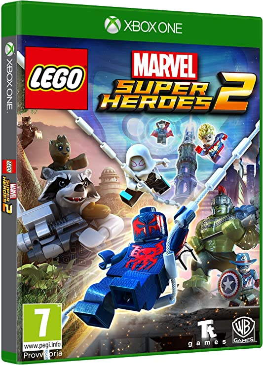 Lego Marvel Superheroes 2: Amazon.es: Videojuegos