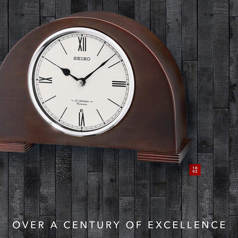Seiko Debonair Mantel Clock