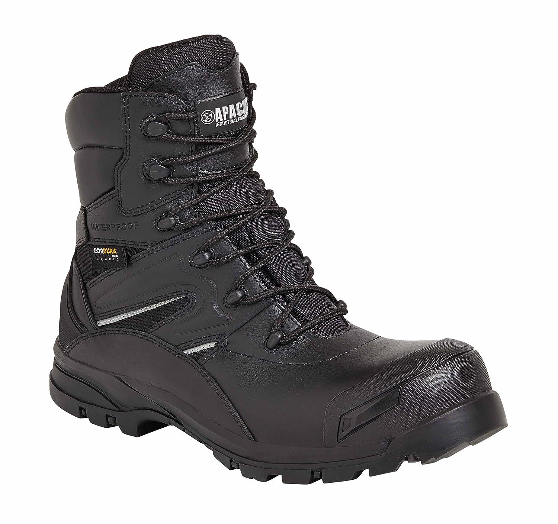 1b5b6a03faf60f Jallatte JALARCHER 00JJV28 Leather Vibram Tactical Safety Hi Work ...