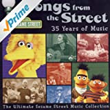 Sesame Street: Songs From The Street, Vol. 2