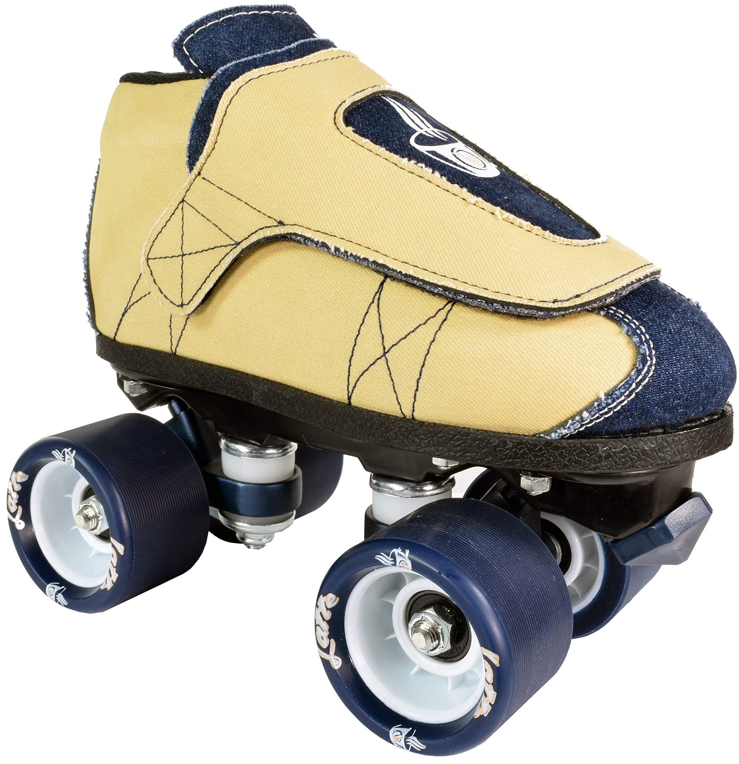 VNLA Jr. Latte Jam Skates (Mens 3/Ladies 4)