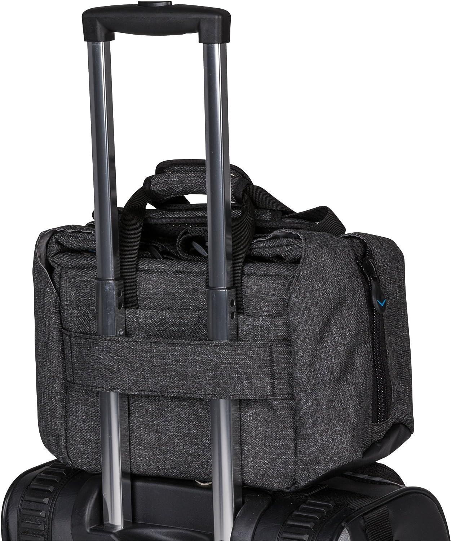 Dorr X-Small City Pro Messenger Photo Bag Grey//Blue