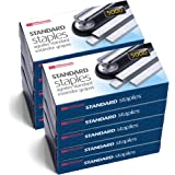 Officemate Standard Staples, 10 Boxes General Purpose Staple (91950)