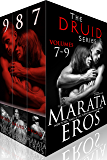 The Druid Series Boxed Set (Volumes 7-9): Dark Paranormal Vampire Menage/MFM Romance