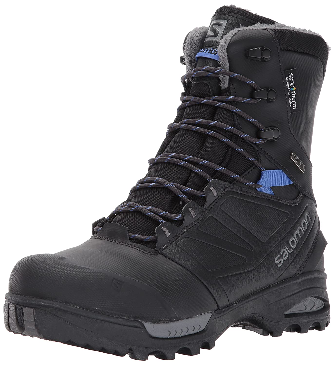 0d878d2784d Salomon Women's Toundra Pro CSWP Winter Boots in Superlight Leather and  Aerogel Insulation