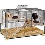 Ferplast Karat 100 Cage en verre pour rongeur 98,5 x 50,5 x 61,5 cm