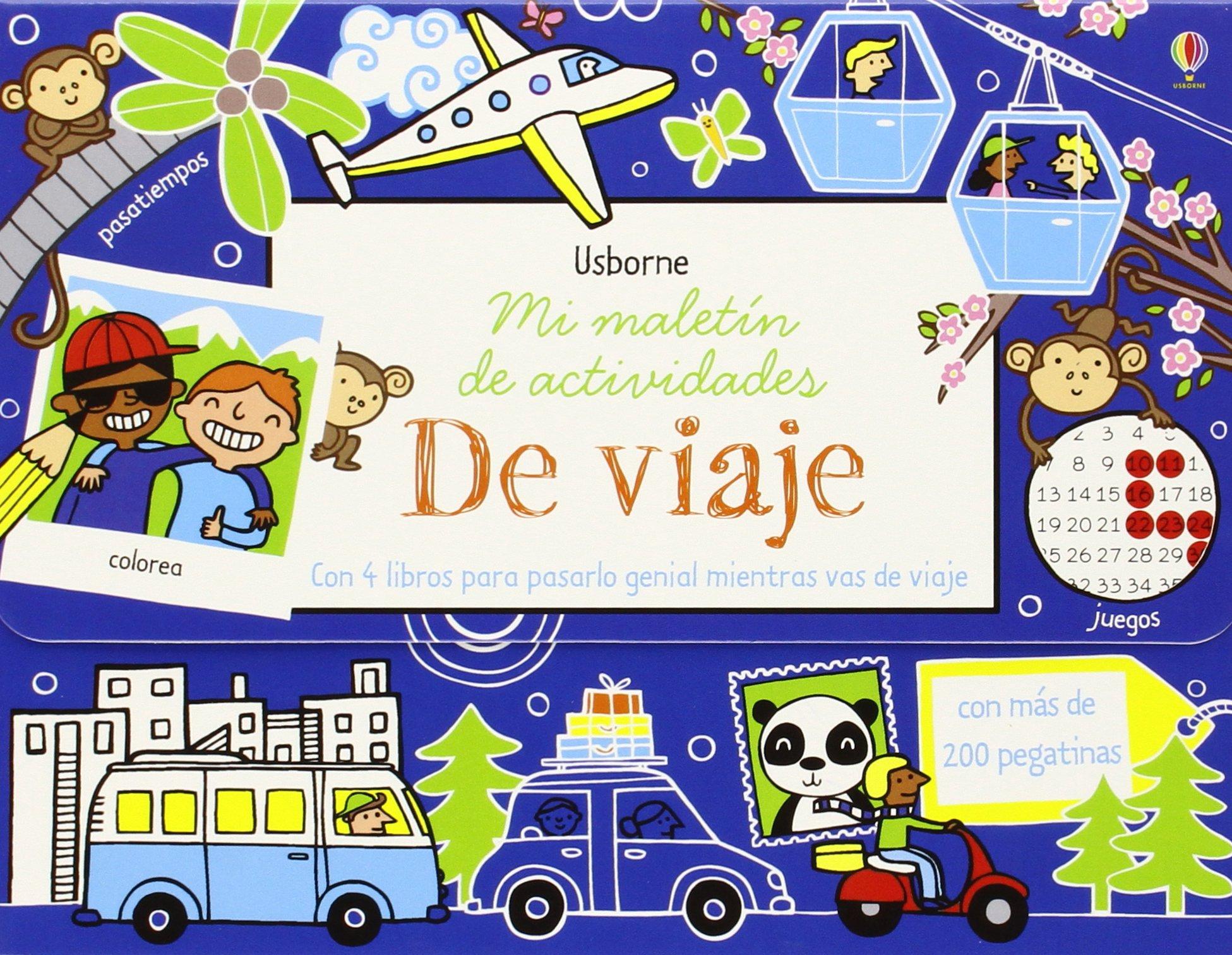 Read Online Mi maletín de actividades de viaje pdf