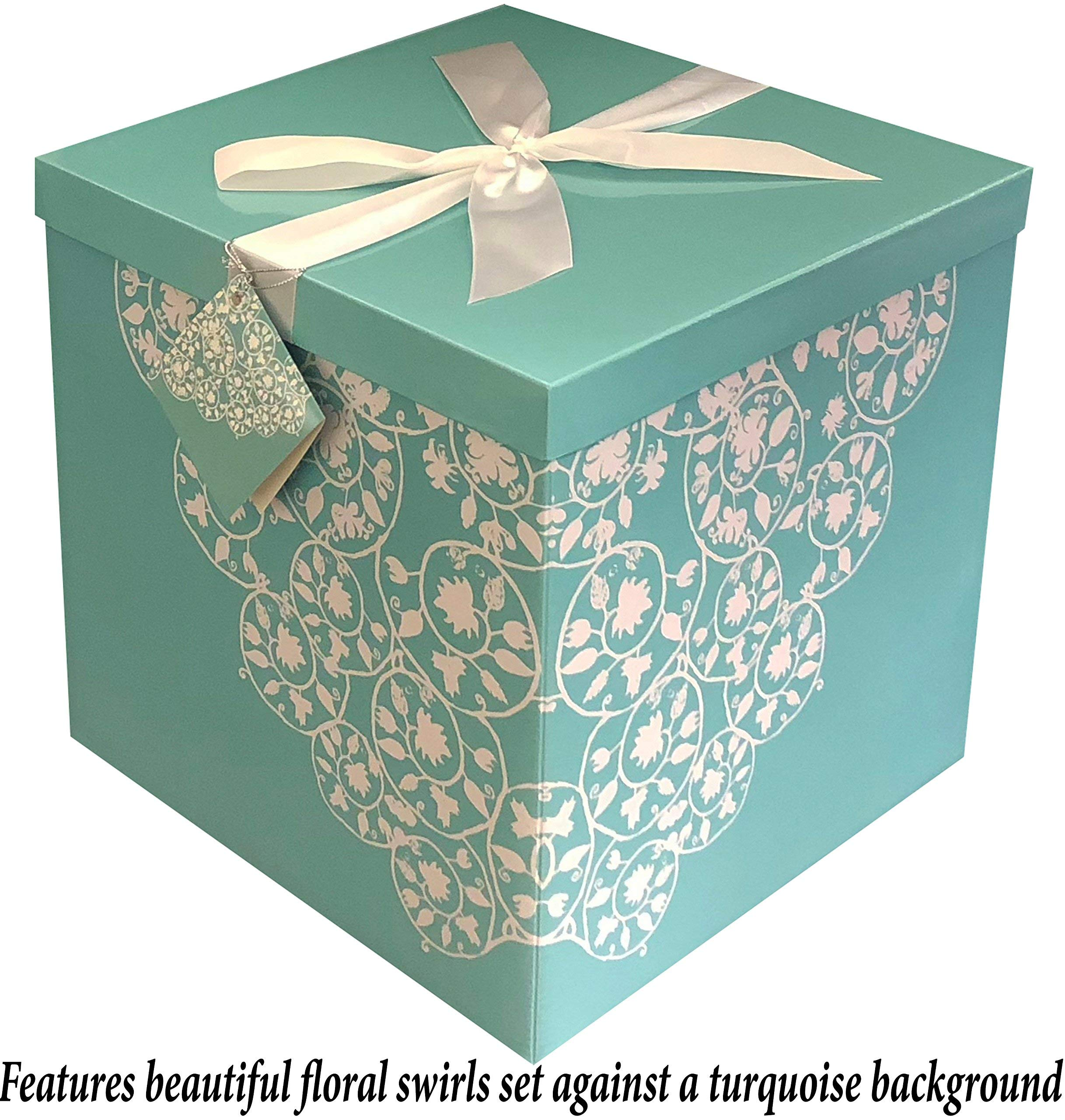 Amazon Small Decorative Boxes: Best Rated In Gift Wrap Boxes & Helpful Customer Reviews