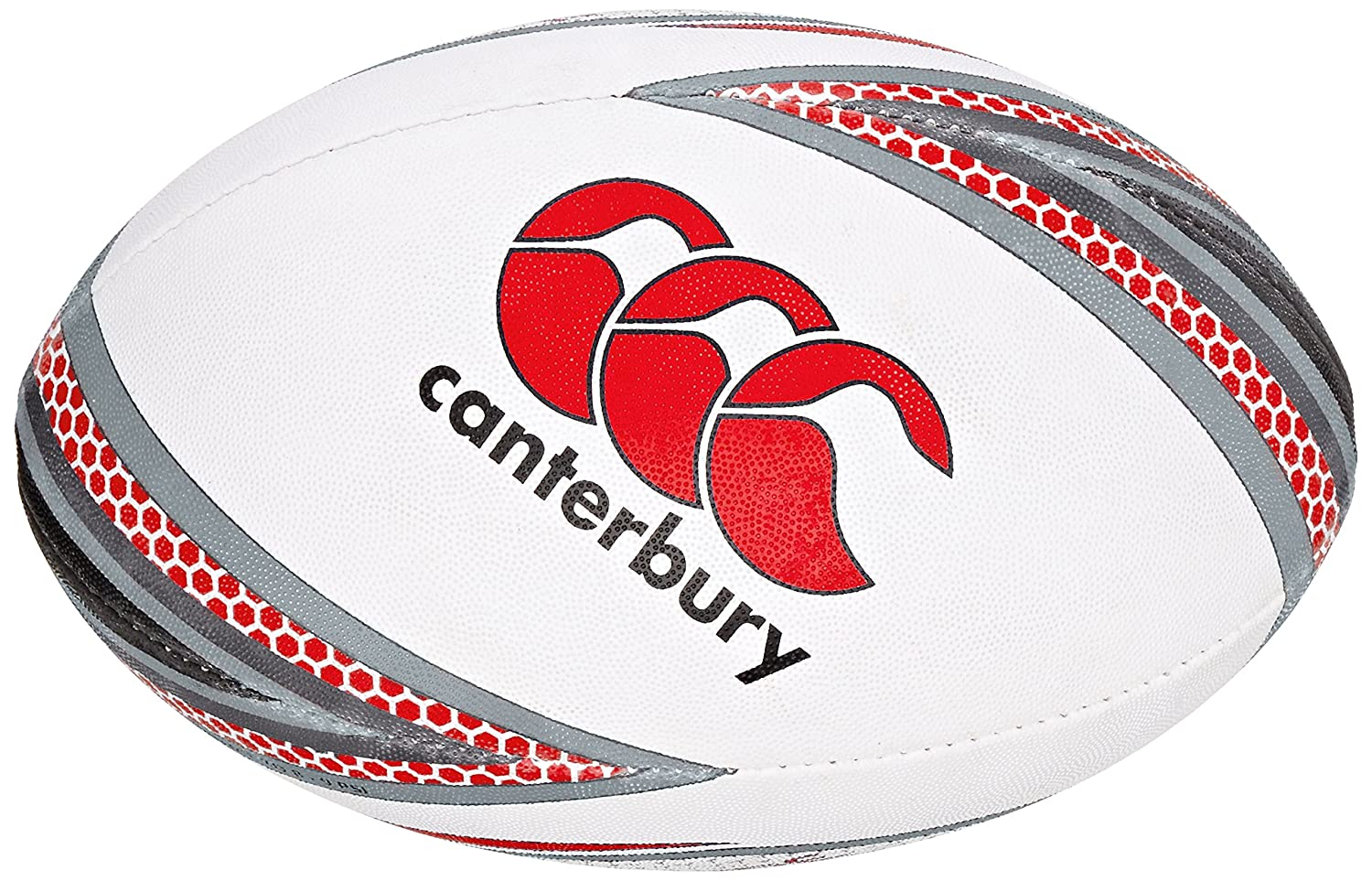 Canterbury Mentre - Balón de Rugby, Color Rojo - Flag Red/Black ...