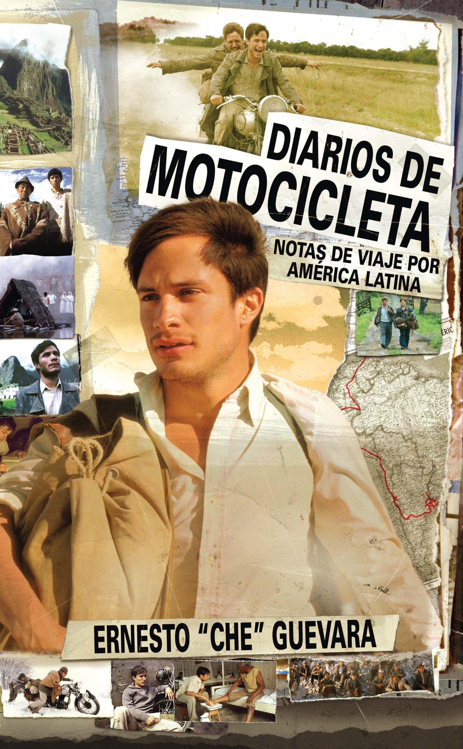 Diarios de Motocicleta: Notas de Viaje (Film Tie-in Edition) (Che Guevara Publishing Project / Ocean Sur) (Spanish Edition) by Brand: Ocean Press