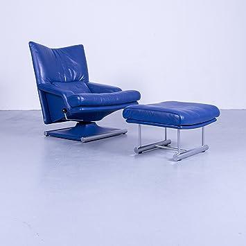 Amazon De Rolf Benz 6500 Designer Leder Sessel Garnitur