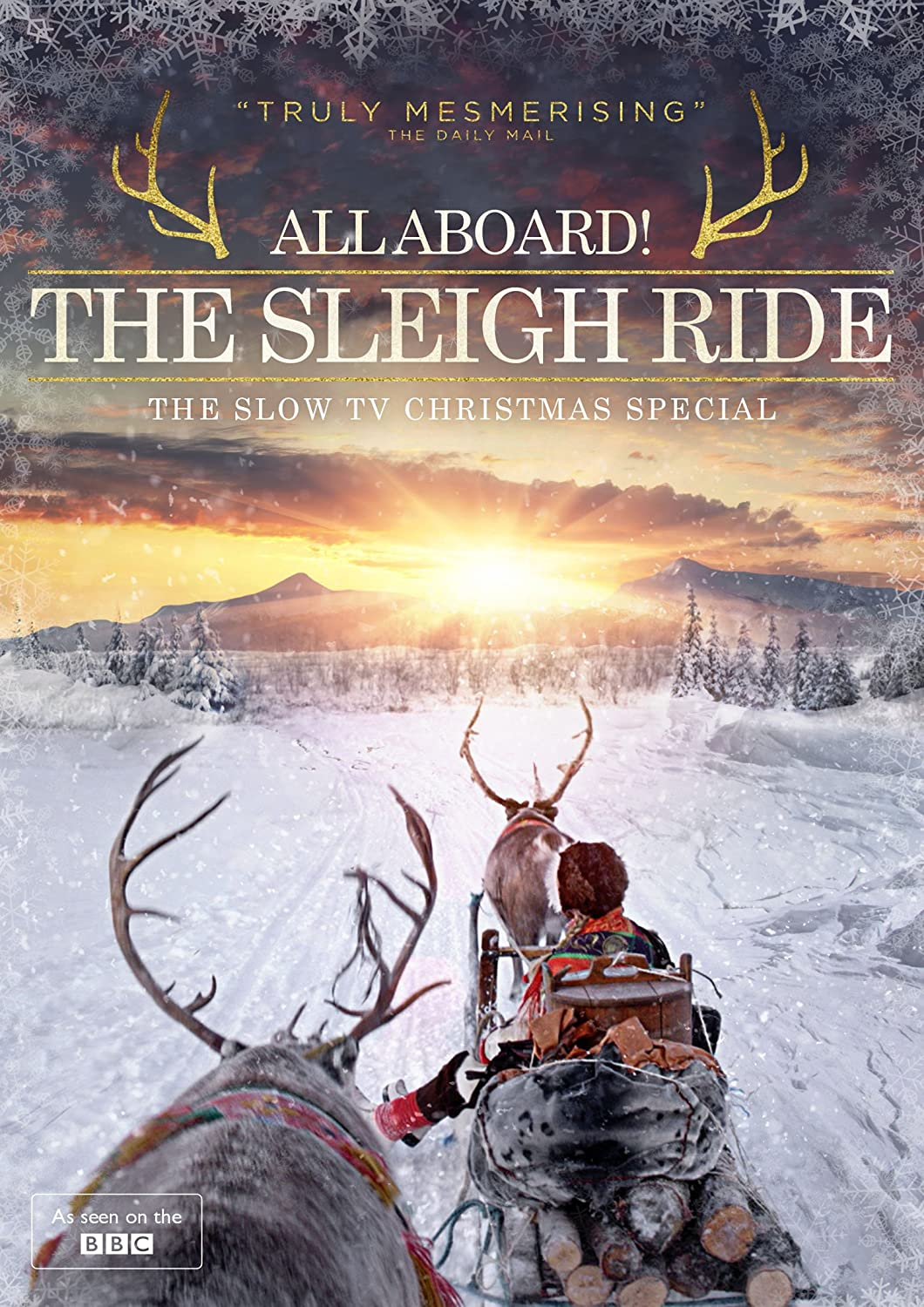 All Aboard! The Sleigh Ride (Slow TV)