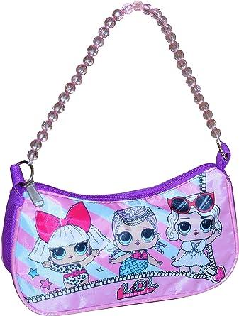 Amazon.com: L.O.L Surprise! Bolso de hombro para niña con ...