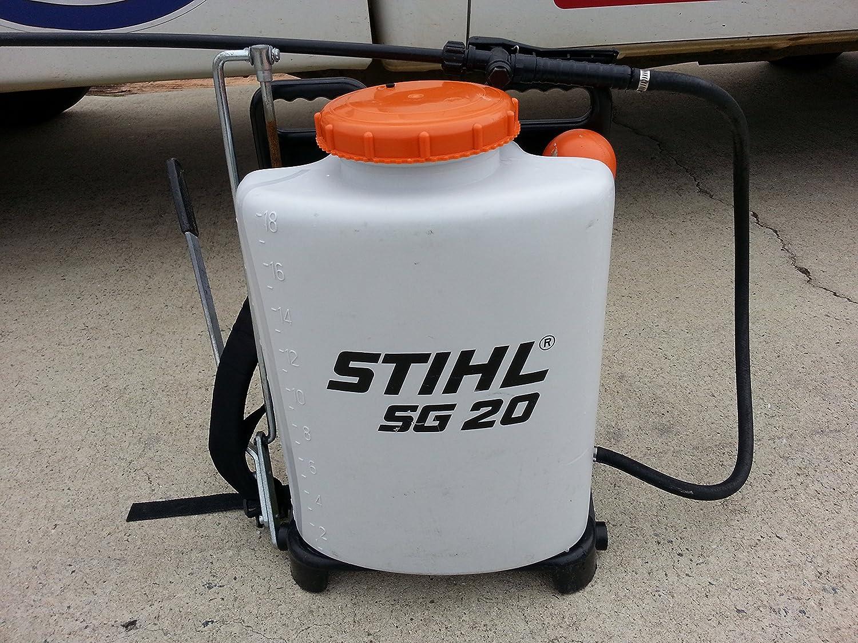 Stihl Sg20 Backpack Sprayer Amazon Com