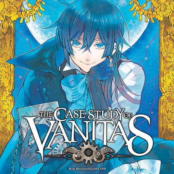 The Case Study of Vanitas Serial (Issues) (21 Book Series)