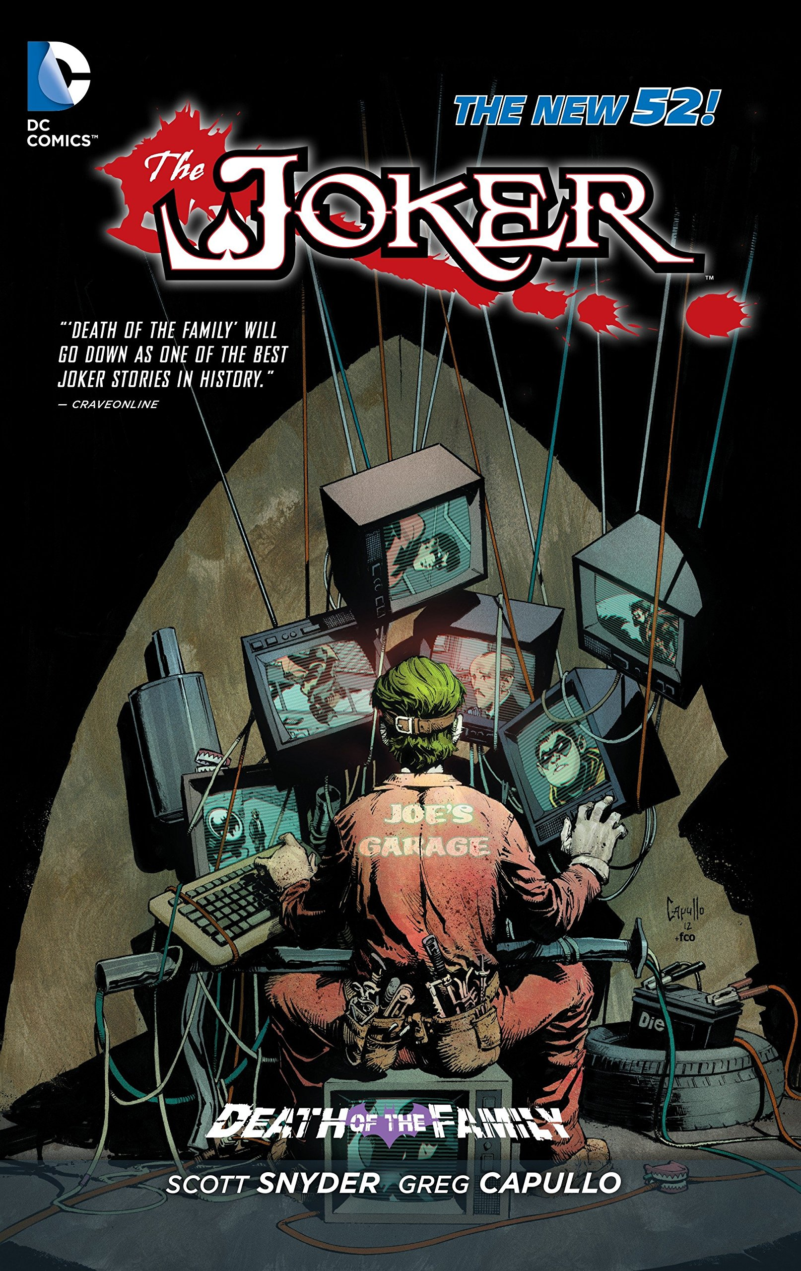 The Joker: Death of the Family (The New 52) ebook