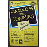 Windows '95 for Dummies Quick Reference