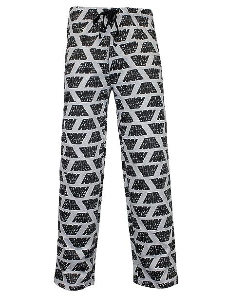 Star Wars - pantalones del pijama para Hombre - La Guerra de las Galaxias - Small