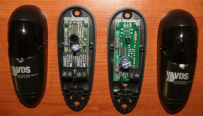 Fotocelula VDS de rayos infrarojos de tipo emisor-receptor para ...