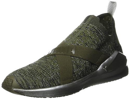 2puma scarpe donna verde