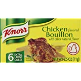Knorr Cube Bouillon, Chicken 2.5 oz, 6 ct