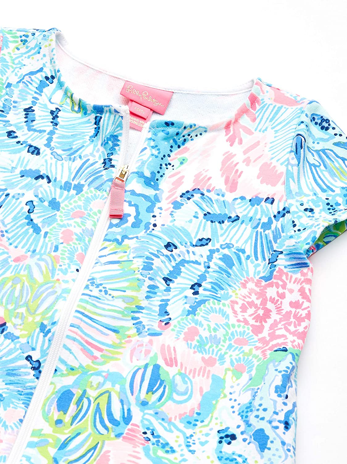 Lilly Pulitzer It was All a Dream Ivy Girls Swim Cover Up