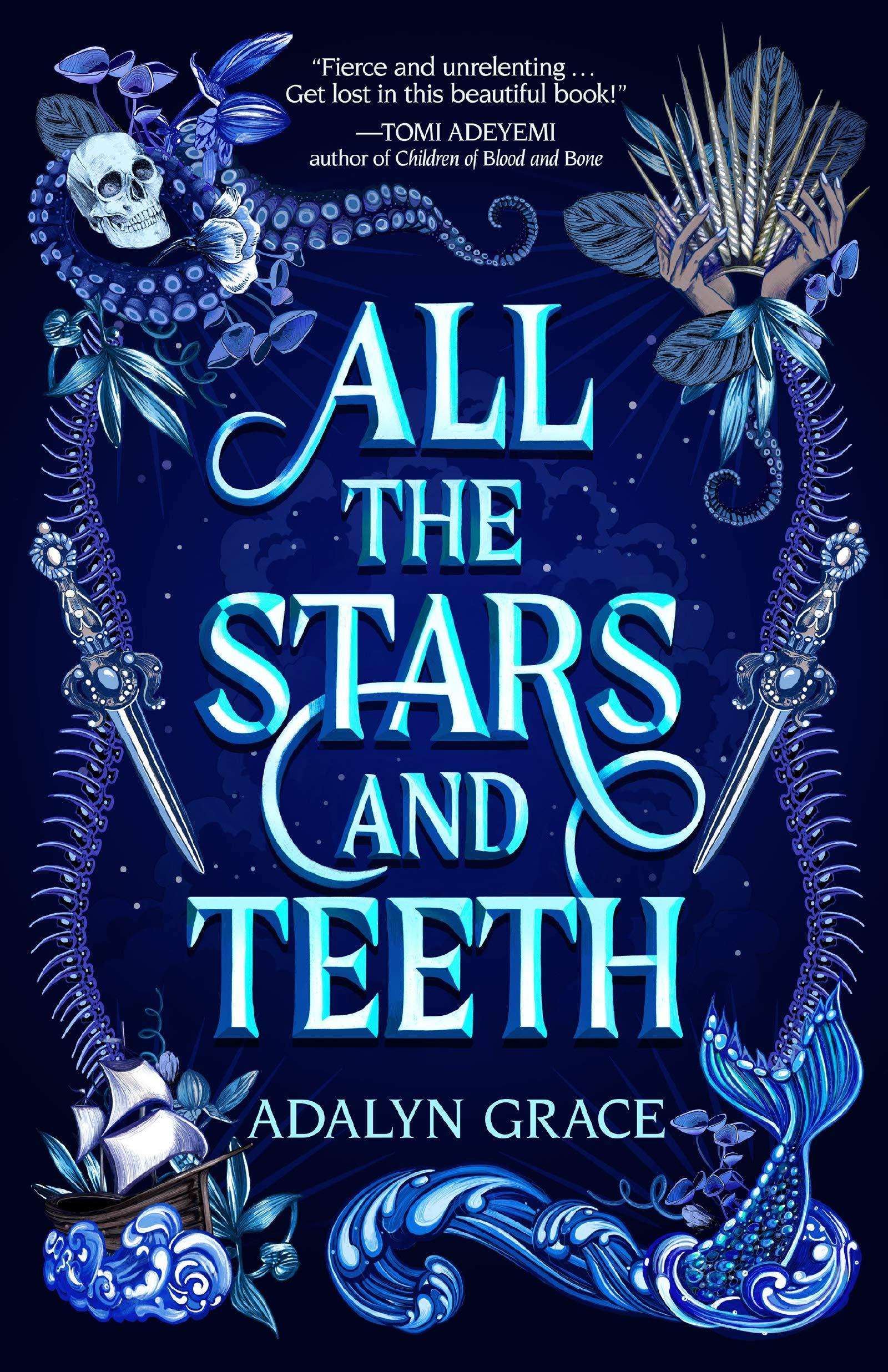 Amazon.com: All the Stars and Teeth (All the Stars and Teeth Duology, 1)  (9781250307781): Grace, Adalyn: Books