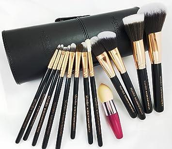 301e3118c1f6 Amazon.com  My London Make Up Co Japanese Fiber Makeup Brushes  Beauty