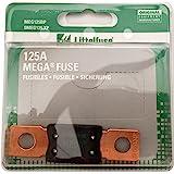 Fuse - Mega 32V, 125A, 1 pc card