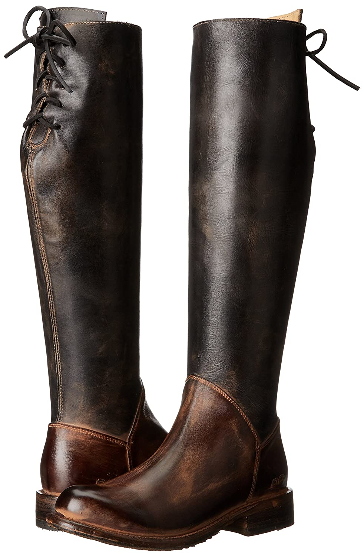 Bed Stu Women's 9 Manchester Knee-High Boot B00UKELTY2 9 Women's B(M) US Black Rustic/Teak Rustic 8c51da