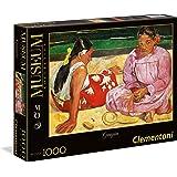Clementoni 39433Gau Gain: Mujeres de Tahití en la playa–Musee d 'orsay Puzzle, 1000Piezas