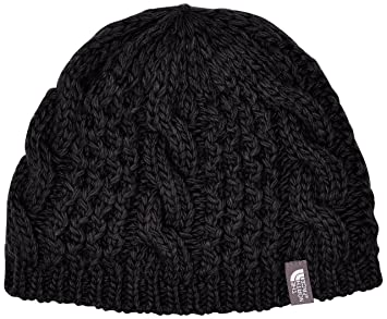 5ce382c8699 The North Face Cable Minna Beanie - TNF Black