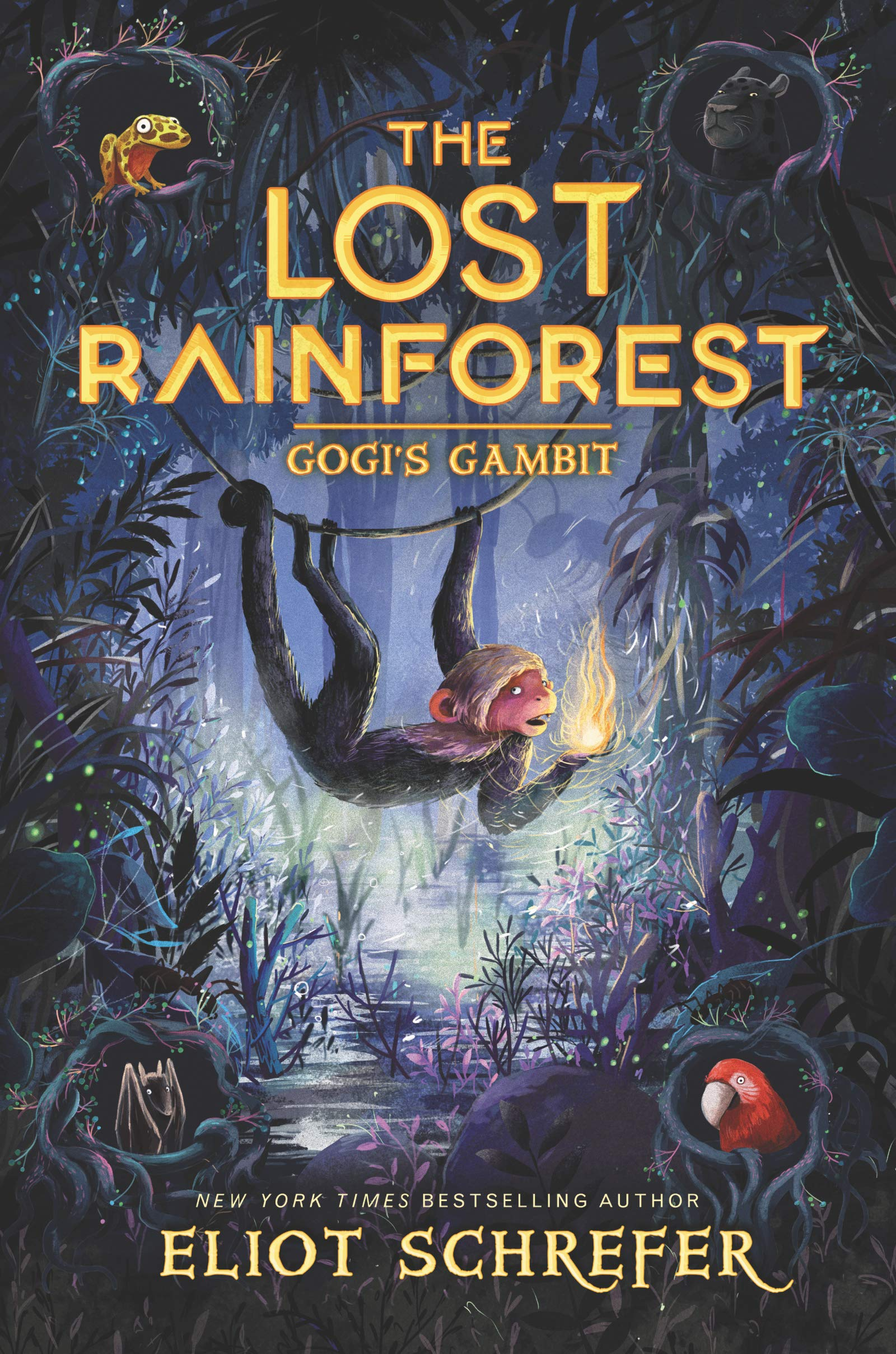 The Lost Rainforest #2: Gogi's Gambit (English Edition)