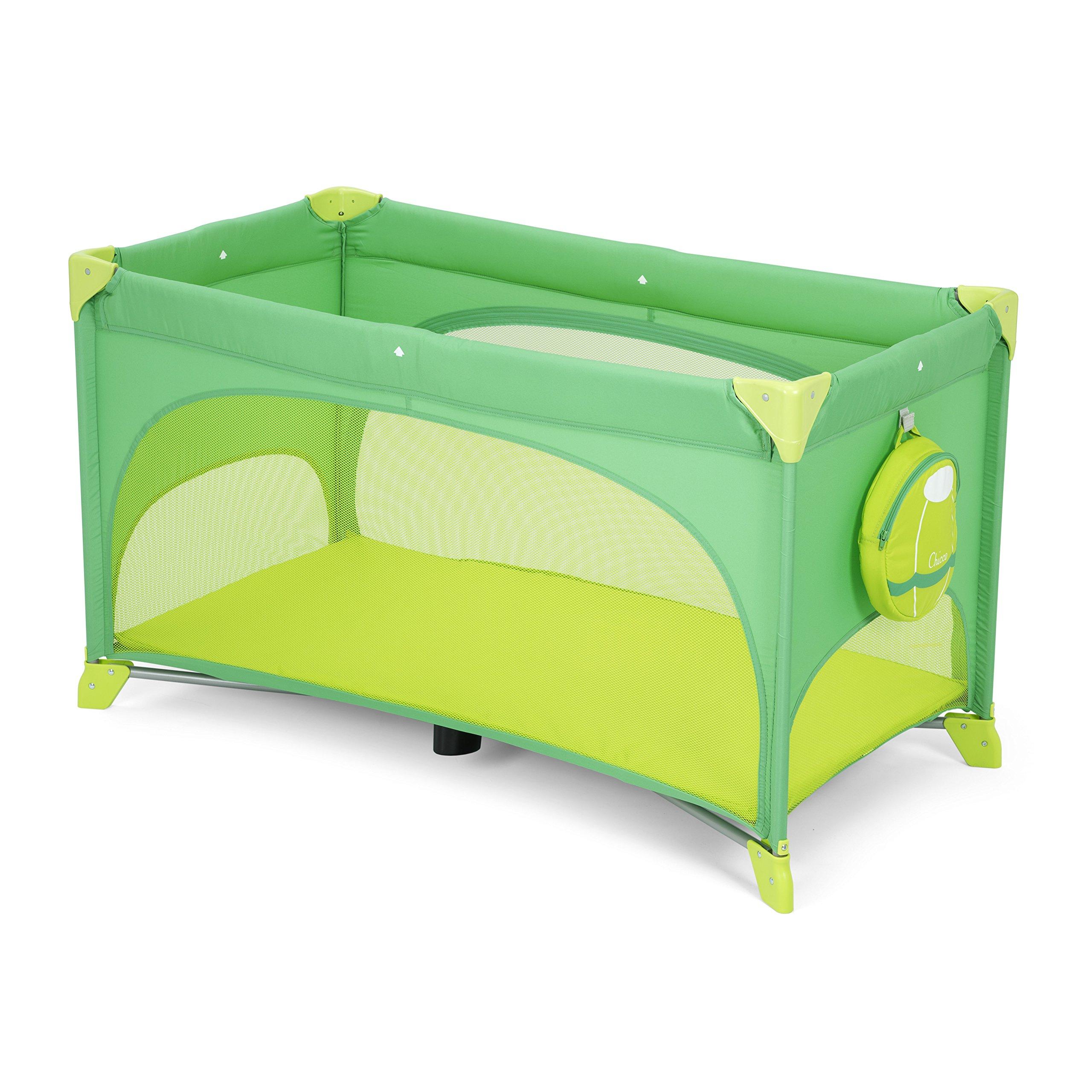 Chicco Easy Sleep - Cuna de viaje cómoda, práctica y con cierre de paraguas,
