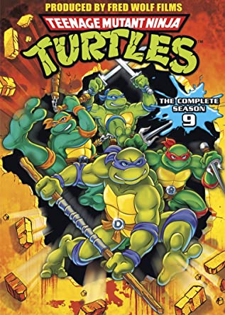 Amazon.com: Teenage Mutant Ninja Turtles: Season 9: Movies & TV