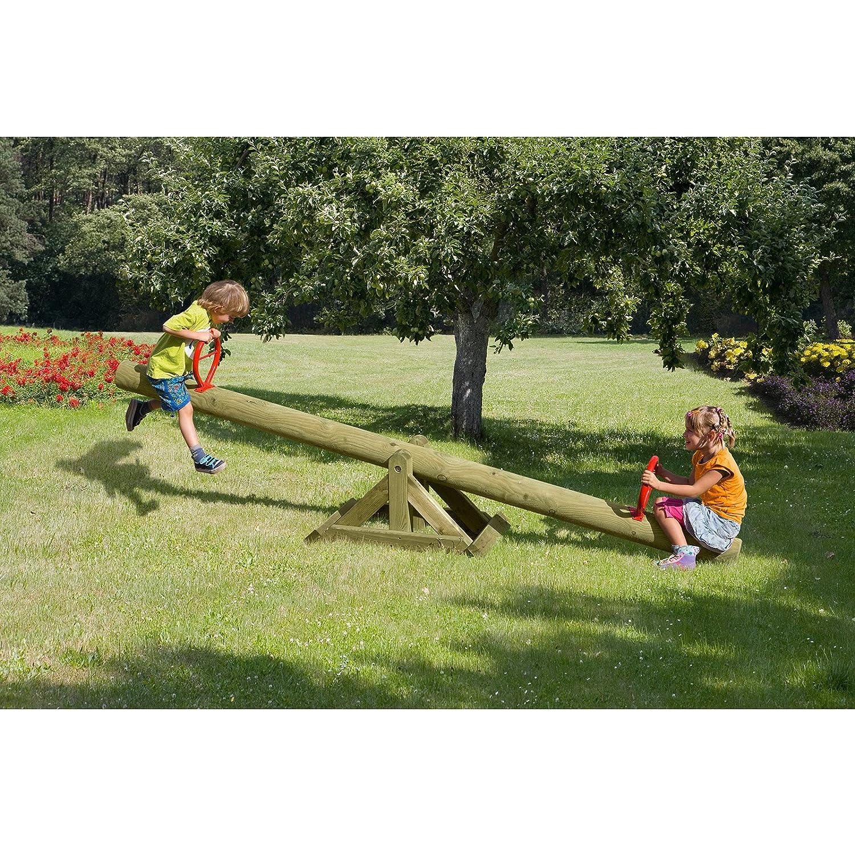 Gartenpirat Wippschaukel Kinderwippe Wippe 300 cm aus Holz