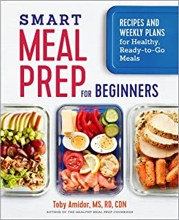Amazon the healthy meal prep cookbook easy and wholesome meals smart meal prep for beginners recipes and weekly plans for healthy ready to forumfinder Gallery