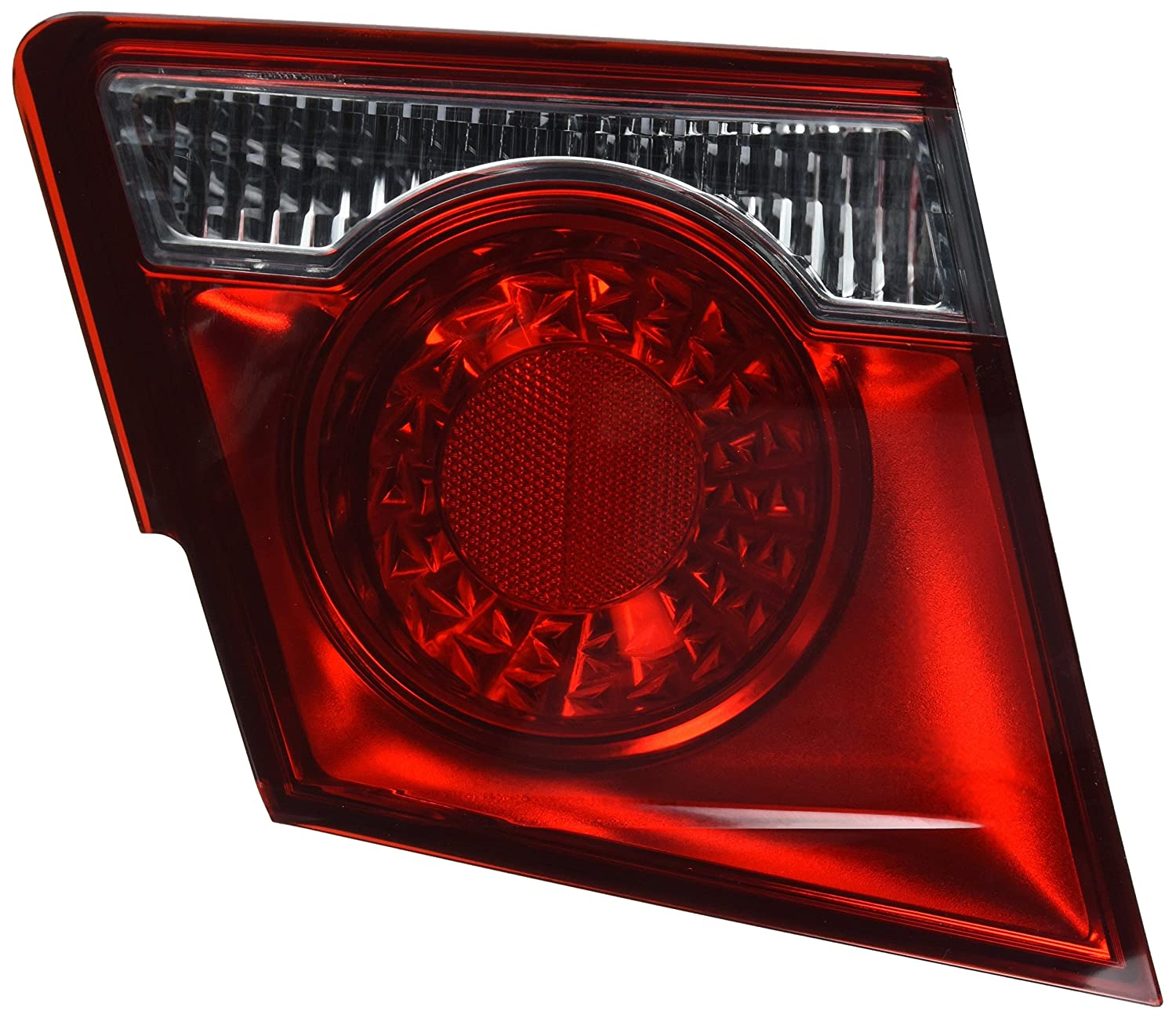 Depo 335-1307L-AS Tail Light CHEVROLET CRUZE 11-14 BUILT ASSEMBLY DRIVER SIDE