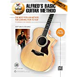 Alfred's Basic Guitar Method, Complete: The Most Popular Method for Learning How to Play, Book & Online Video/Audio/Software