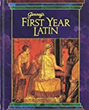 Jenney's First Year Latin Gr 8-12 Textbook 1990c