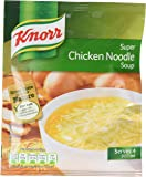 Knorr Super Chicken Noodle Dry Soup, 612 g (51 g x Pack of 12)