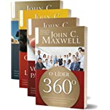 John Maxwell - Kit com 4 Volumes