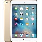 Apple iPad mini 4 - 128GB Wi-Fi - Gold (Certified Refurbished)